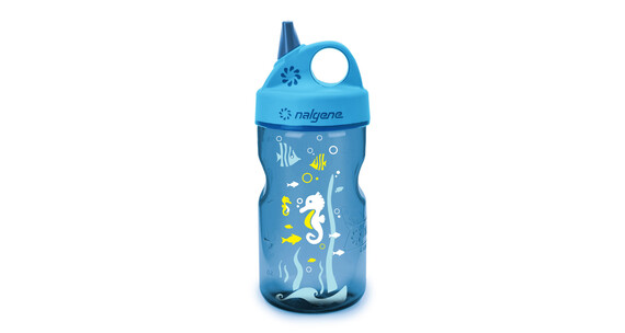 Nalgene Everyday Grip-n-Gulp blue Zeepaardje